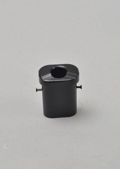 Lower nylon block w/ pivot stop (New)