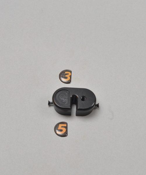 Nylon end plug for +130/+230/STABIL