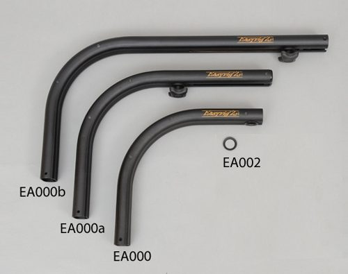 Support bar upper Ext. +130mm/5