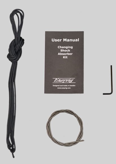 Rope with Manual & Tools